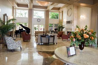 Emeritus at Dunwoody - Atlanta, GA - Lobby