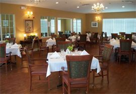 Brookdale Rome, GA - Dining Room