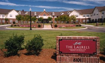 The Laurels & The Haven in Highland Creek - Exterior
