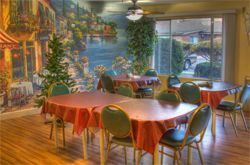 Woodstone Assisted Living - Twin Falls, ID - Dining Room