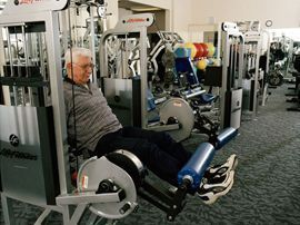 CherryWood Village - Portland, OR - Fitness Center