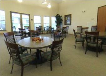 Parker Place - Parkersburg, Ohio - Dining Room