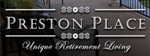 Preston Place - Plano, Texas - Logo