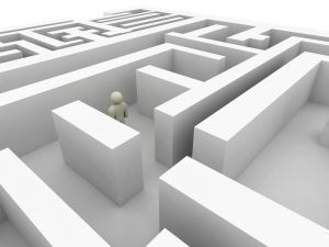 The maze of dementia caregiving