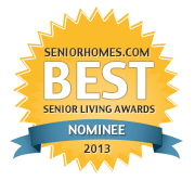 2013 Best Senior Living Awards Nominee