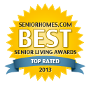 SeniorHomes.com - 2013 Best Senior Living Awards