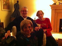 Margery with Friends at her CCRC in Colorado