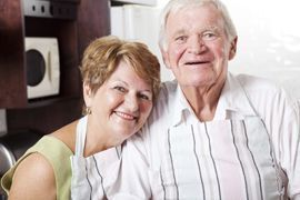 Caring for a parent with Alzheimer's