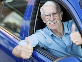Senior-friendly transportation options