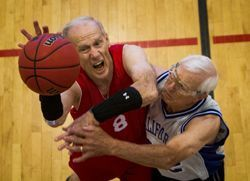 National Senior Games Association - Basketball