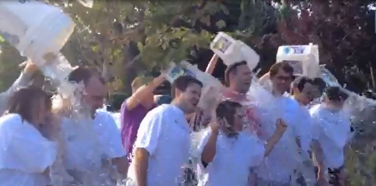 SeniorHomes.com takes the Ice Bucket Challenge