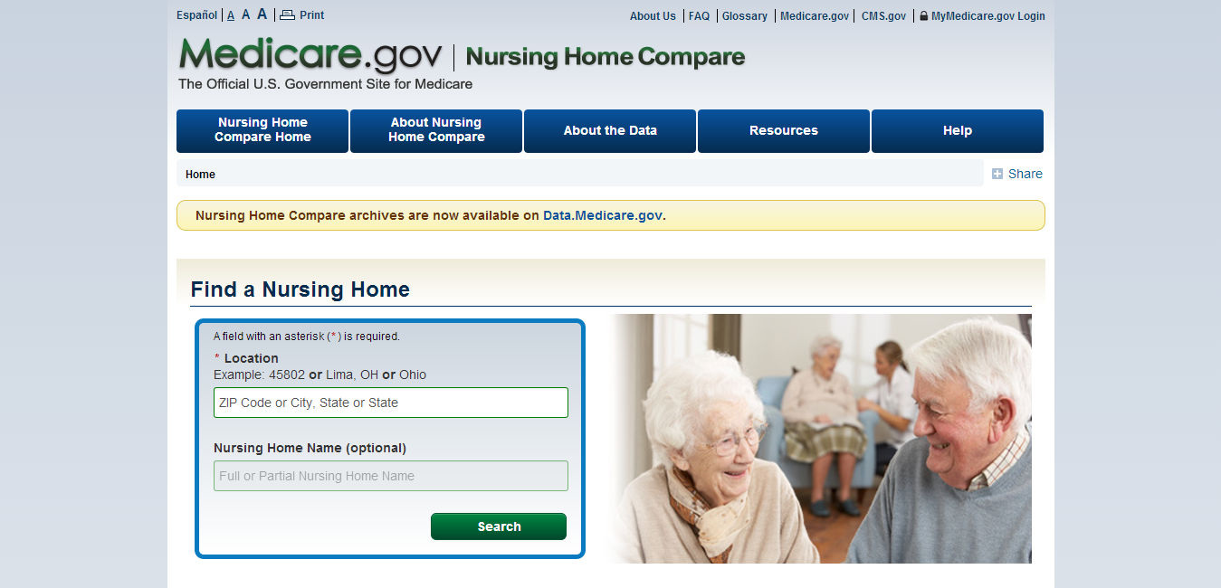 Nursing Home Compare