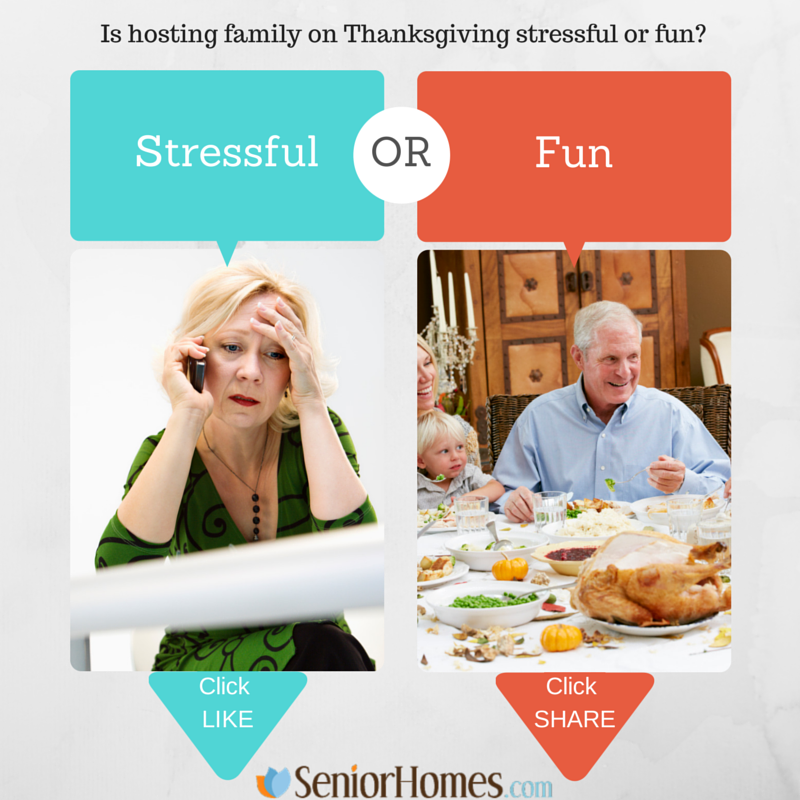 Thanksgiving Stressful or Fun