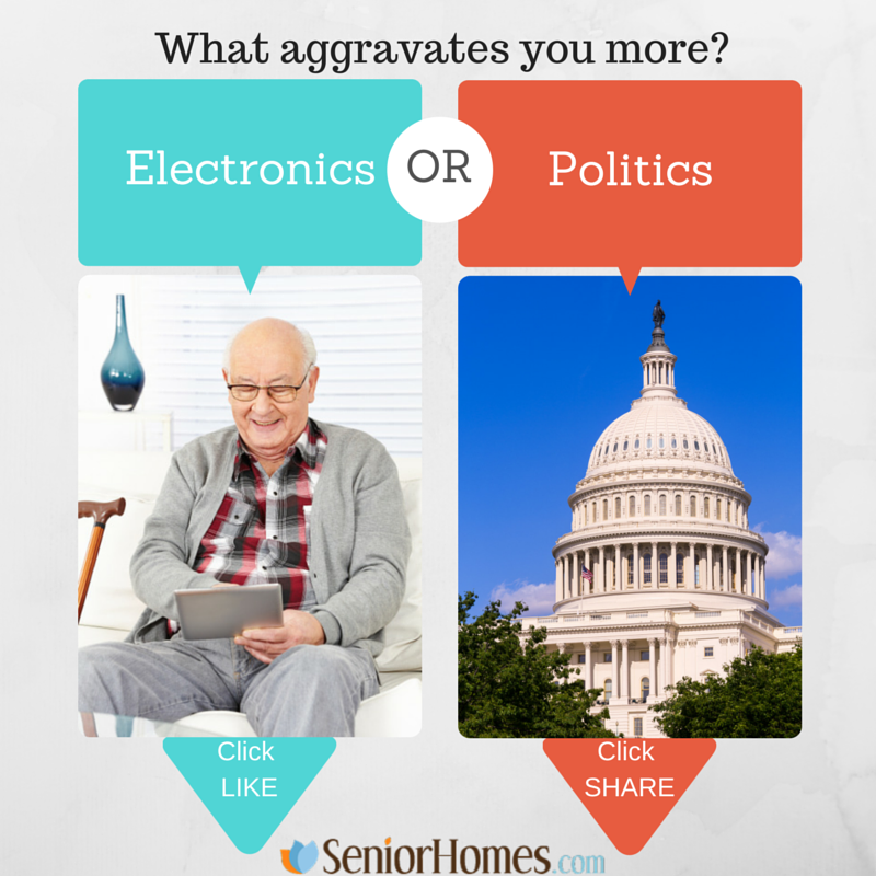 Electronics vs Politics