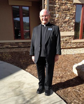 The Resident Monsignor at Margery's Community