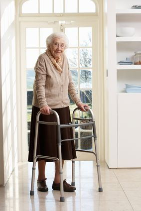 Older adults with disablity