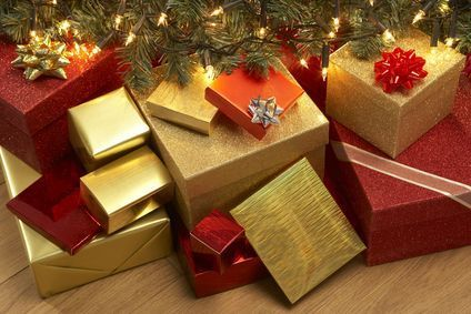 Holiday traditions: Gifts under the tree