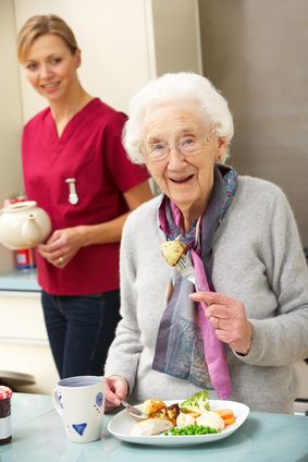 Swallowing Difficulties in Older Adults