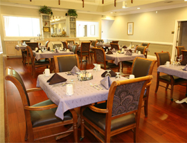 Insignia of Sandy Springs - Atlanta, GA - Dining Room