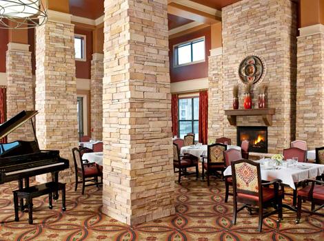 Isle at Watercrest Bryan, TX - Lounge