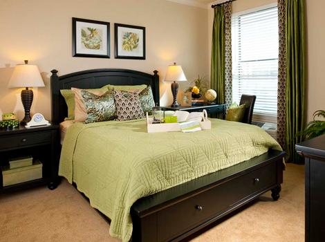 Isle at Watercrest Bryan, TX - Bedroom