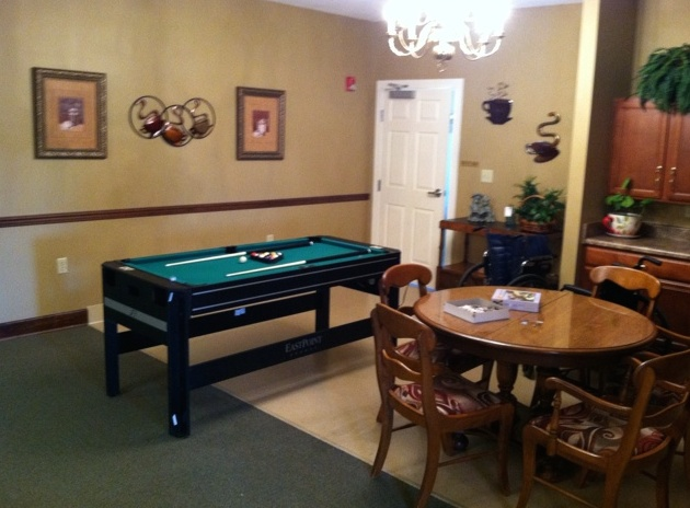 Jamestowne Assisted Living - Kingston, TN - Game Room