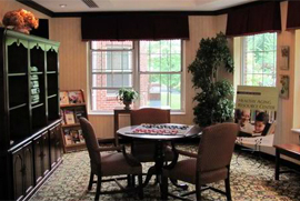 Juniper Village at Forest Hills - Pittsburgh, PA - Game Room