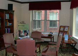 Juniper Village at Forest Hills - Pittsburgh, PA - Library