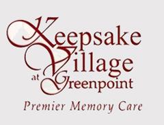 Keepsake Village at Greenpoint - Liverpool, NY - Logo