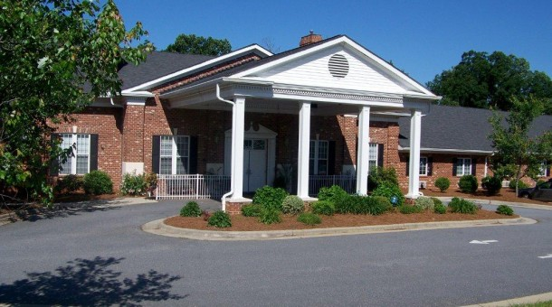 Kerner Ridge Assisted Living - Kernersville, NC - Exterior