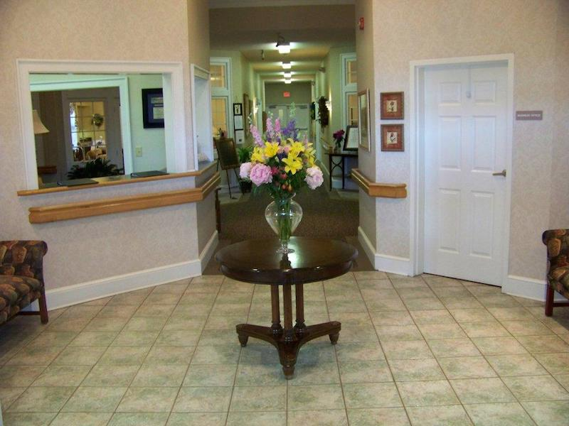 Kerner Ridge Assisted Living - Kernersville, NC - Lobby