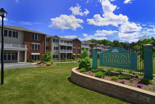Keystone Commons - Ludlow, MA