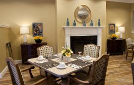 Keystone Place at Buzzards Bay, MA - Dining Room