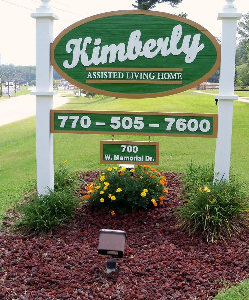 Kimberly Personal Care Home - Dallas, GA