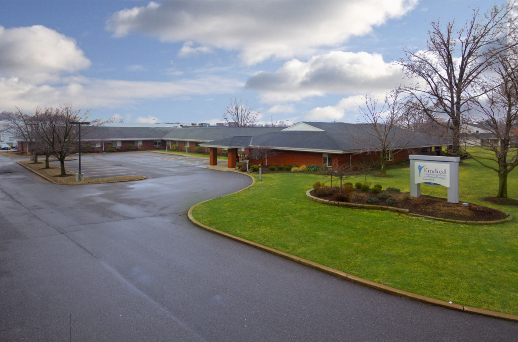 Kindred Transitional Care and Rehabilitation - LakeMed - Painesville, OH - Exterior