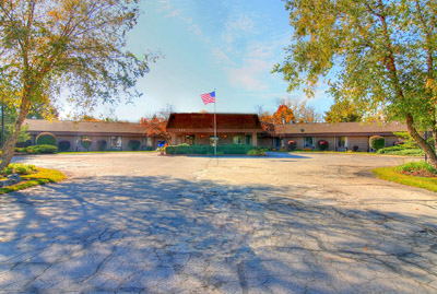 Kindred Nursing and Rehabilitation – Valley View - Elkhart, IN - Exterior