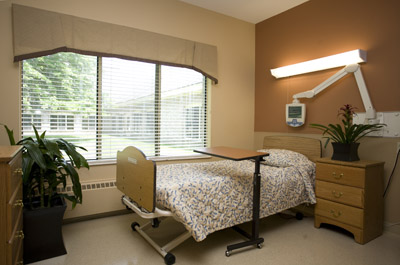 Kindred Transitional Care and Rehabilitation - Allison Pointe - Indianapolis, IN - Private Room