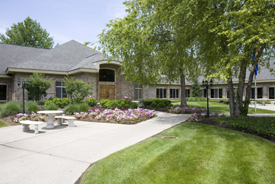 Kindred Transitional Care and Rehabilitation - Allison Pointe - Indianapolis, IN - Exterior
