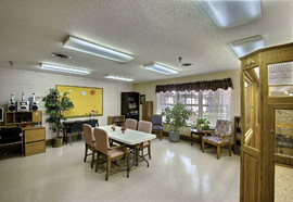 Kindred Transitional Care and Rehabilitation - Wildwood - Indianapolis, IN - Activity Room