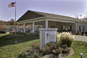 Kindred Transitional Care and Rehabilitation - Wildwood - Indianapolis, IN - Exterior