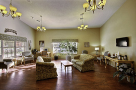 Kindred Transitional Care and Rehabilitation - Wildwood - Indianapolis, IN - Lobby