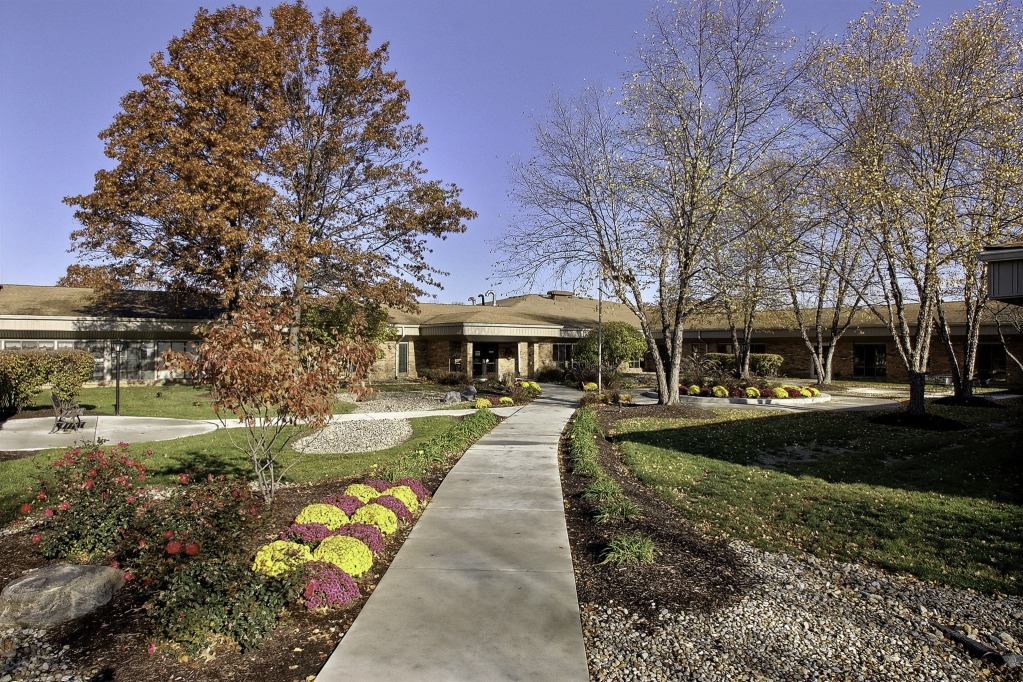 Kindred Transitional Care and Rehabilitation - Greenfield, IN - Exterior