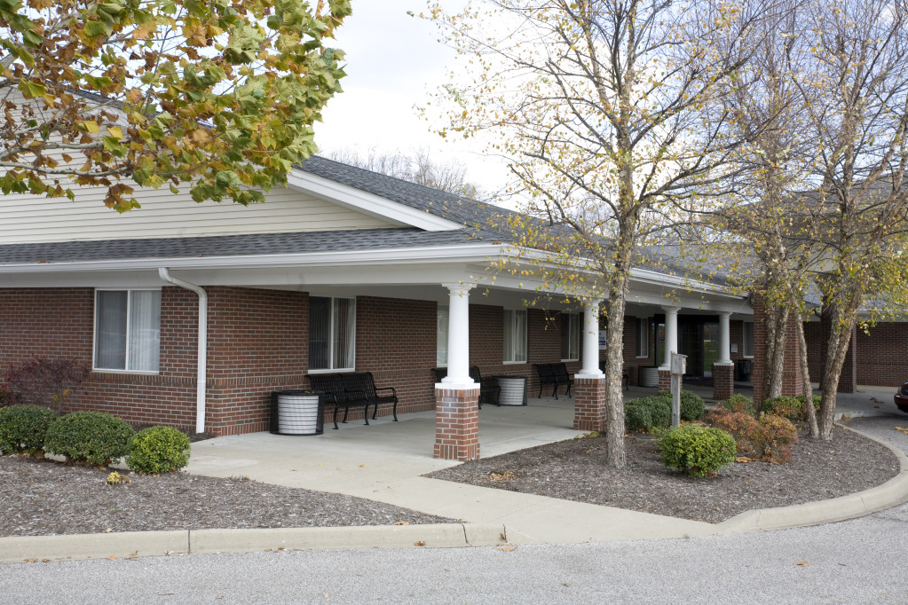 Kindred Transitional Care and Rehabilitation - Harrison - Corydon, IN - Exterior