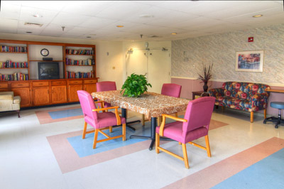 Kindred Transitional Care and Rehabilitation - South Bend, IN - Activity Room