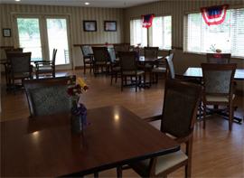 Kingston Manor, PA - Dining Room