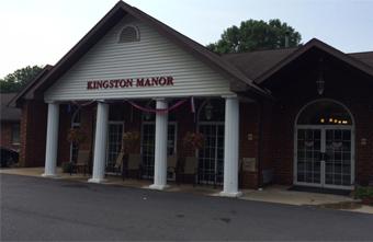Kingston Manor, PA - Exterior