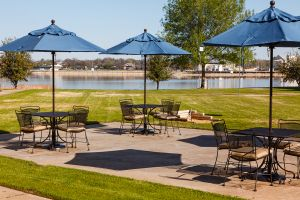 Lakestone Terrace - Granbury, TX - Patio