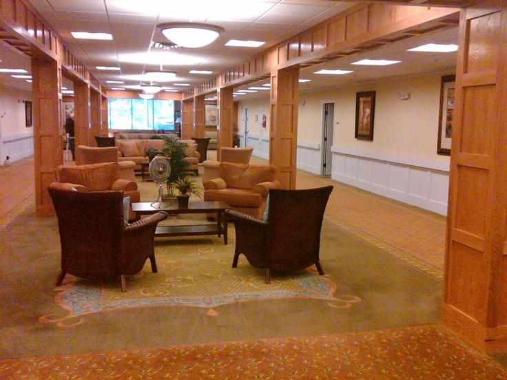 Lakewood Place - Loudon, TN - Hallway