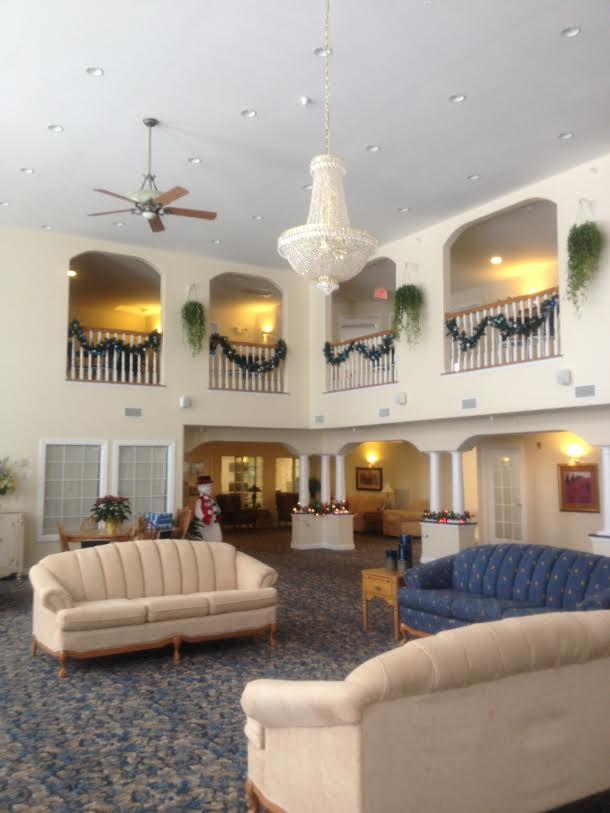 Landmark at Charleston House - Beaver Dam, WI - Lounge