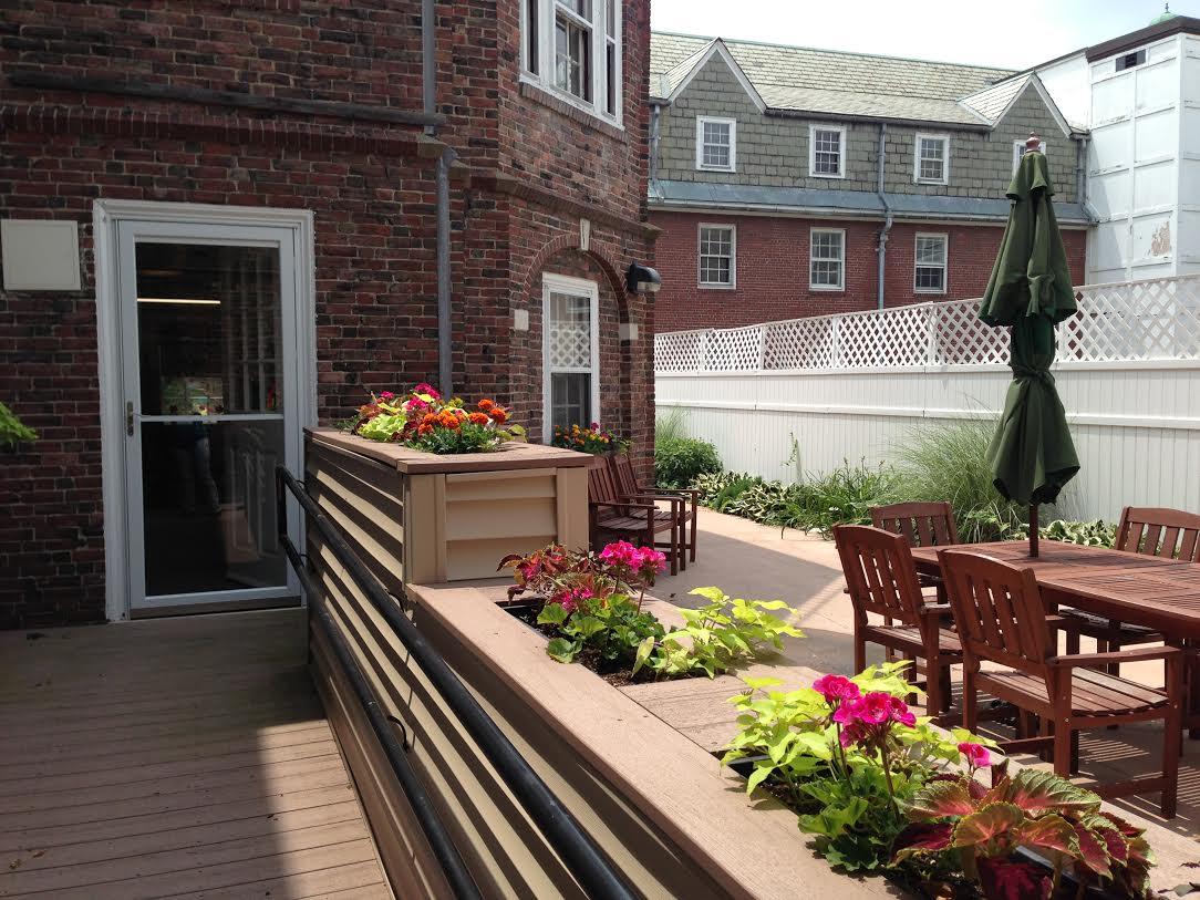 Landmark at Longwood - Boston, MA - Courtyard